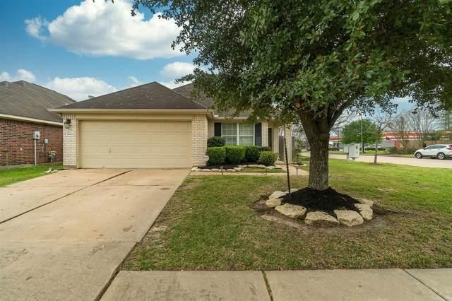 5806 Landon Creek Lane, Katy, TX 77449 (MLS #31440873) :: The Lugo Group
