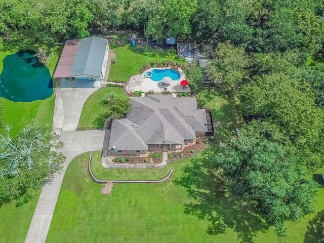 318 County Road 893, Angleton, TX 77515 (MLS #31441664) :: Giorgi Real Estate Group