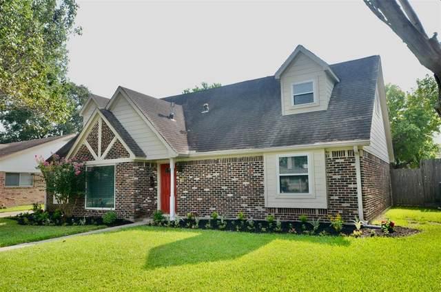 9707 Braewick Drive, Houston, TX 77096 (MLS #31476317) :: Caskey Realty