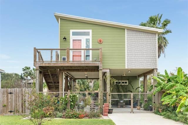 3010 Kleinmann Avenue, Galveston, TX 77551 (MLS #31489331) :: The Home Branch
