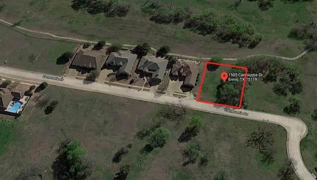 1505 Carnoustie Drive, Ennis, TX 75119 (MLS #31500537) :: Michele Harmon Team