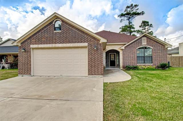 18511 Bluffview Drive, Crosby, TX 77532 (MLS #31505752) :: The Bly Team