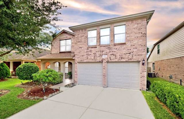 16418 Kettlebrook Lane, Houston, TX 77049 (MLS #31508456) :: JL Realty Team at Coldwell Banker, United