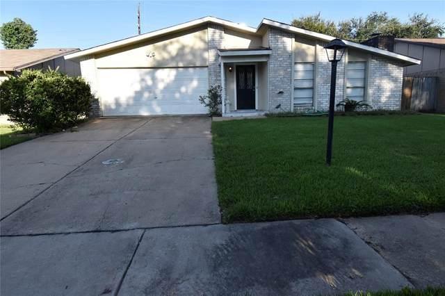 5430 Girnigoe Drive, Houston, TX 77084 (MLS #31510601) :: The Home Branch