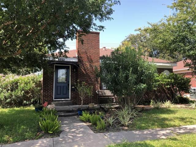 4920 Austin Drive, Galveston, TX 77551 (MLS #31513335) :: My BCS Home Real Estate Group