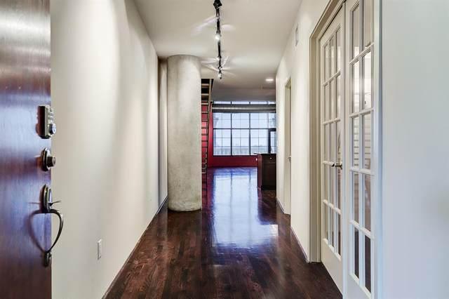 1005 S Shepherd Drive #811, Houston, TX 77019 (MLS #31516214) :: Green Residential