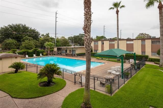 7714 Renwick Drive B43, Houston, TX 77081 (MLS #31531255) :: Caskey Realty
