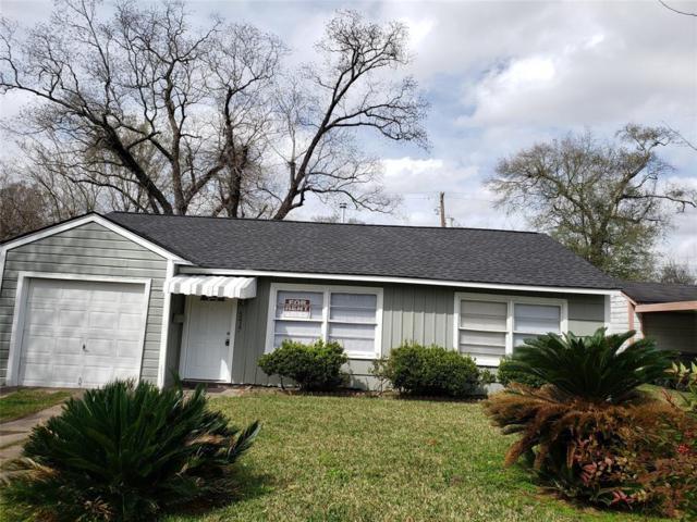 5417 Bataan Road, Houston, TX 77033 (MLS #31536502) :: Green Residential