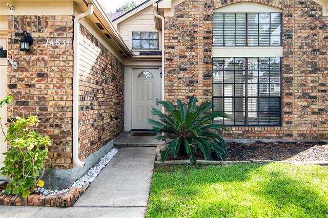 14831 Cobre Valley Drive, Houston, TX 77062 (MLS #31539293) :: The Freund Group