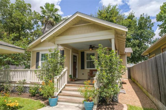 723 E 25th Street, Houston, TX 77008 (MLS #31548550) :: The SOLD by George Team