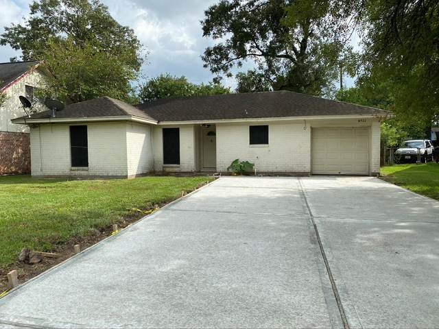 14922 Lawther Street, Channelview, TX 77530 (MLS #31557961) :: The Queen Team
