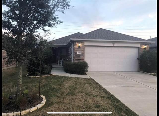 639 Saguaro Way, Richmond, TX 77469 (MLS #31561816) :: Homemax Properties