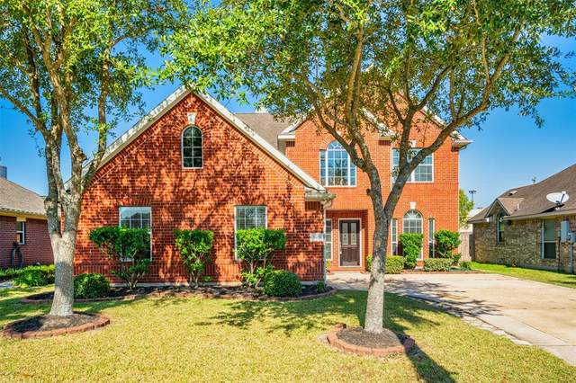 5919 Birdie Way, Pasadena, TX 77505 (MLS #31562500) :: The Bly Team