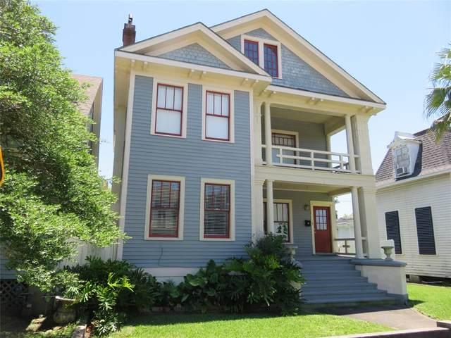 1615 Winnie Street, Galveston, TX 77550 (MLS #31564503) :: Homemax Properties