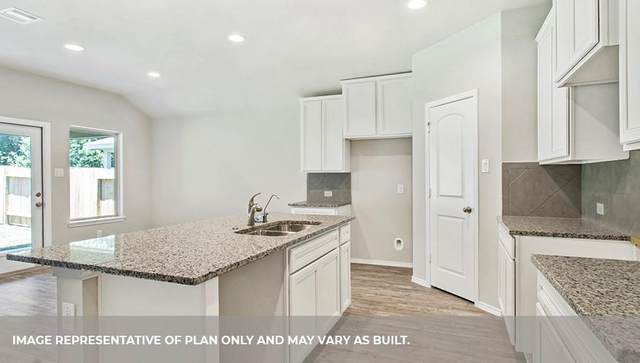 3811 Willow Valley Court, Conroe, TX 77301 (MLS #31564585) :: Guevara Backman
