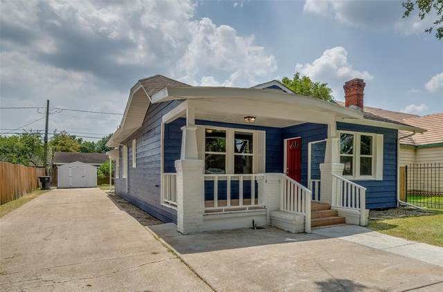 4310 Clay Street, Houston, TX 77023 (MLS #31571494) :: The Heyl Group at Keller Williams