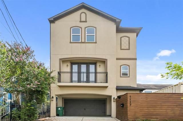 1117 Summer Street, Houston, TX 77007 (MLS #3157151) :: The Property Guys