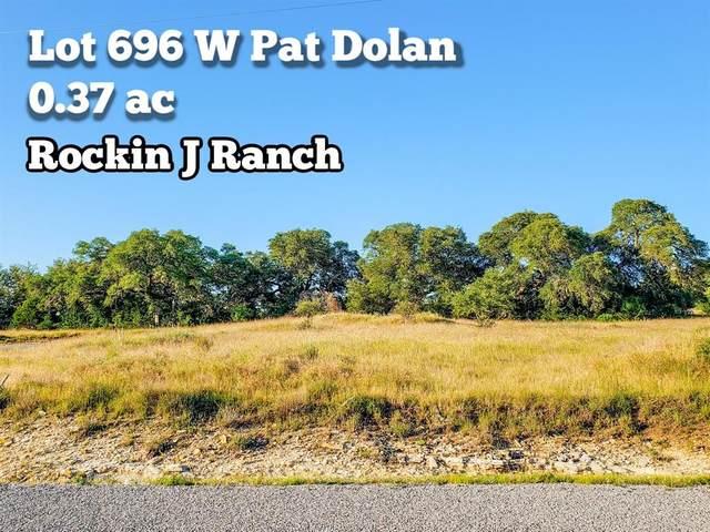 Lot 696 W Pat Dolan, Blanco, TX 78606 (MLS #31571809) :: The Queen Team