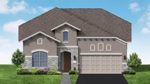 8011 Clearwater Glen Court, Richmond, TX 77407 (MLS #31574471) :: The Parodi Team at Realty Associates