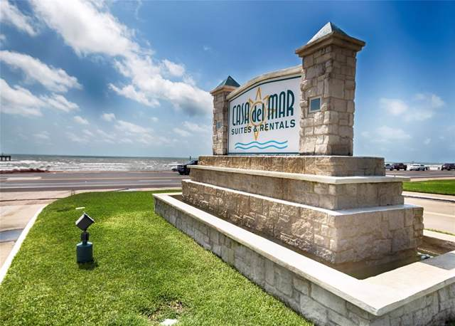 6102 Seawall Boulevard #123, Galveston, TX 77551 (MLS #31575487) :: Michele Harmon Team
