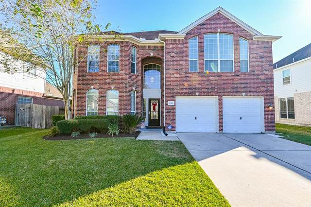 2511 Sunfire Lane, Pearland, TX 77584 (MLS #31577024) :: The Bly Team