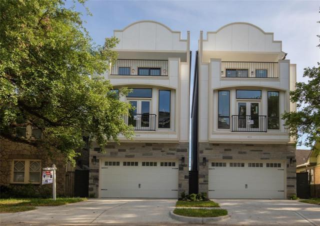 609 West Pierce Street, Houston, TX 77019 (MLS #31581418) :: Caskey Realty