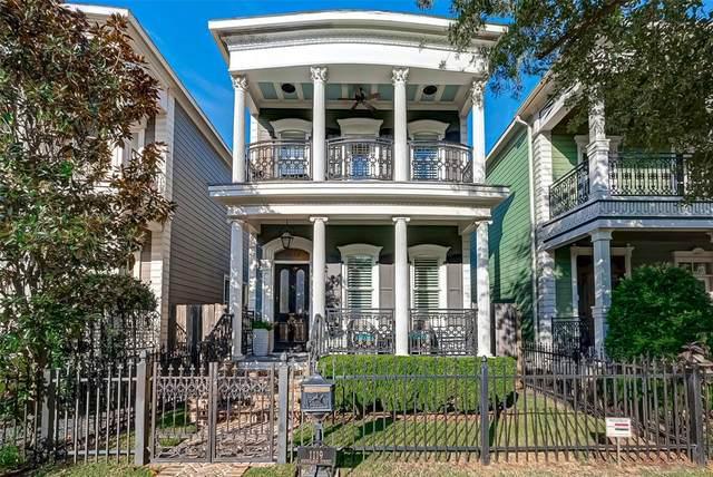 1119 Nicholson Street, Houston, TX 77008 (MLS #31583216) :: NewHomePrograms.com