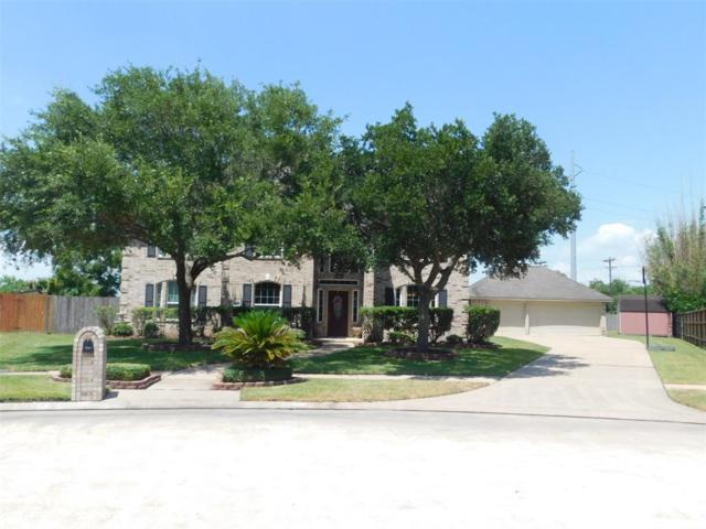 2817 Everett Drive, Friendswood, TX 77546 (MLS #31585701) :: Texas Home Shop Realty