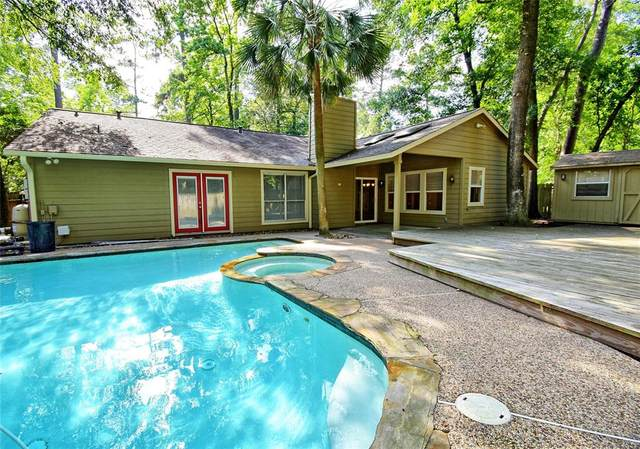 3119 Village Woods Drive, Kingwood, TX 77339 (MLS #31591667) :: Ellison Real Estate Team
