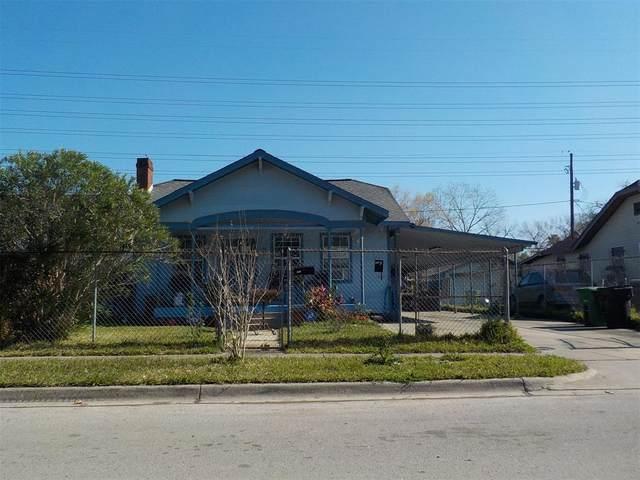 153 Woodvale Street, Houston, TX 77012 (MLS #31594039) :: Christy Buck Team