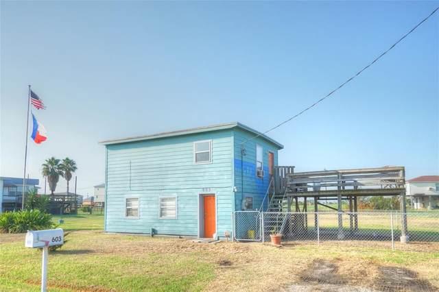 603 Texas Street, Surfside Beach, TX 77541 (MLS #31596445) :: The Freund Group
