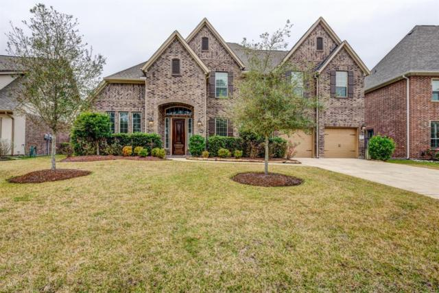 13902 E Rivendell Crest Lane, Cypress, TX 77429 (MLS #31596509) :: Texas Home Shop Realty