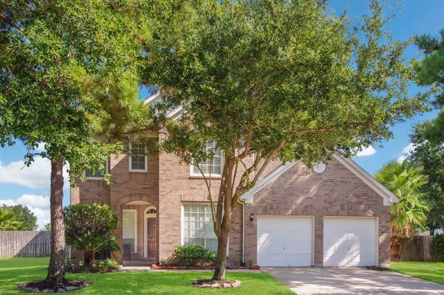 16202 Lasting Light Lane, Houston, TX 77095 (MLS #31598531) :: The Bly Team