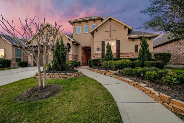 17810 Netherby Lane, Richmond, TX 77407 (MLS #31602567) :: Fairwater Westmont Real Estate
