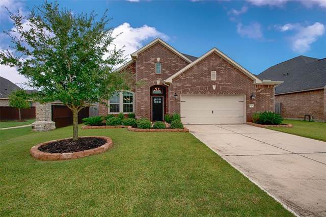 2014 Scissor Tail Road, Pearland, TX 77581 (MLS #31610583) :: The SOLD by George Team