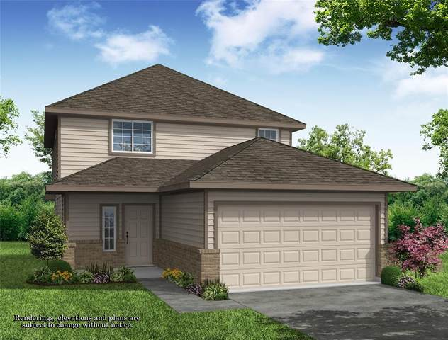 3453 Wooded Lane, Conroe, TX 77301 (MLS #31623711) :: The Property Guys