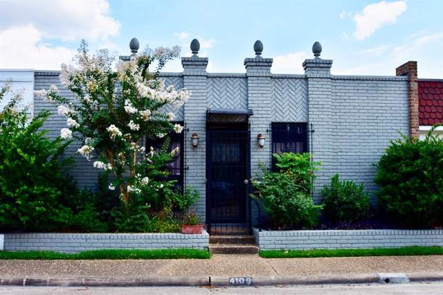 4109 Meyerwood Drive, Houston, TX 77025 (MLS #31627684) :: Green Residential