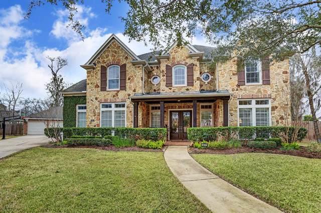 8815 Stowe Creek Lane, Missouri City, TX 77459 (MLS #31638257) :: Phyllis Foster Real Estate