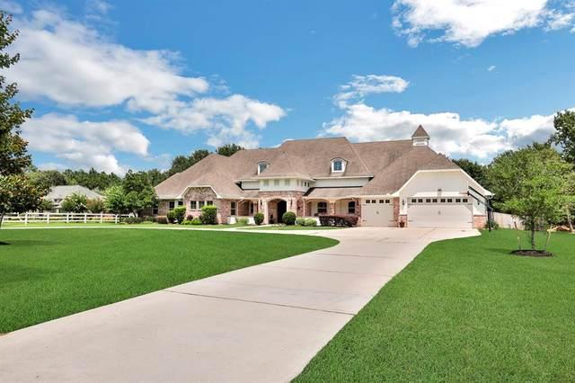15636 Crown Oaks Drive, Montgomery, TX 77316 (MLS #31640937) :: Giorgi Real Estate Group