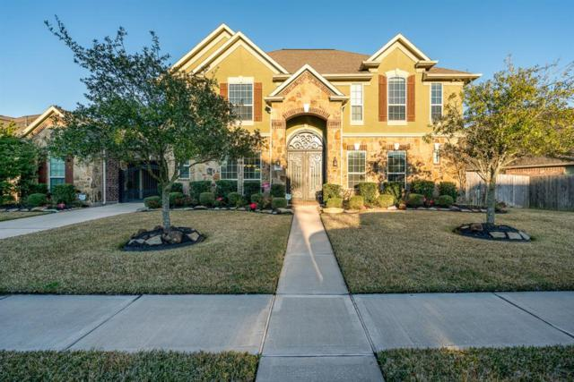 3411 Dove Shores Lane, Pearland, TX 77584 (MLS #31650876) :: Caskey Realty