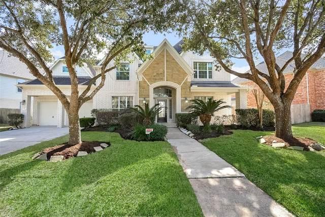 4414 Roundtree Lane, Missouri City, TX 77459 (MLS #31653068) :: The Sansone Group