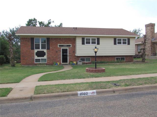1502 Primrose Lane, Borger, TX 79007 (MLS #31660835) :: Texas Home Shop Realty