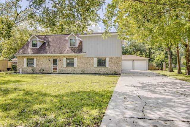 174 E Hospital Drive, Angleton, TX 77515 (MLS #31663017) :: Connect Realty