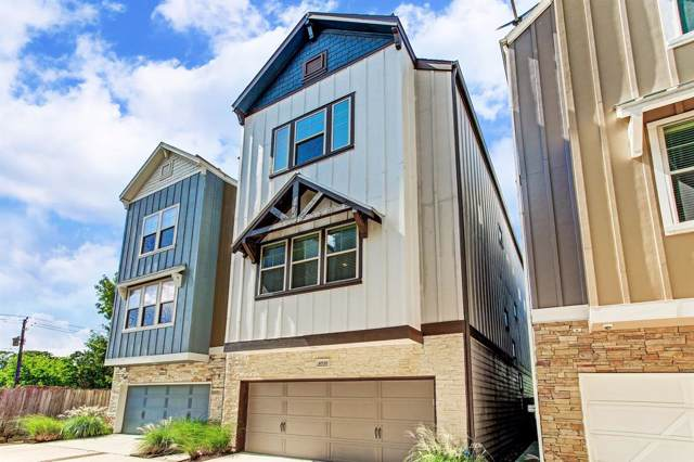 4530 Eli Street, Houston, TX 77007 (MLS #31672255) :: The Heyl Group at Keller Williams
