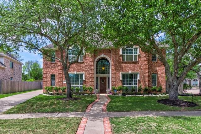 2902 Haverling Drive, Pearland, TX 77584 (MLS #31675986) :: The Queen Team