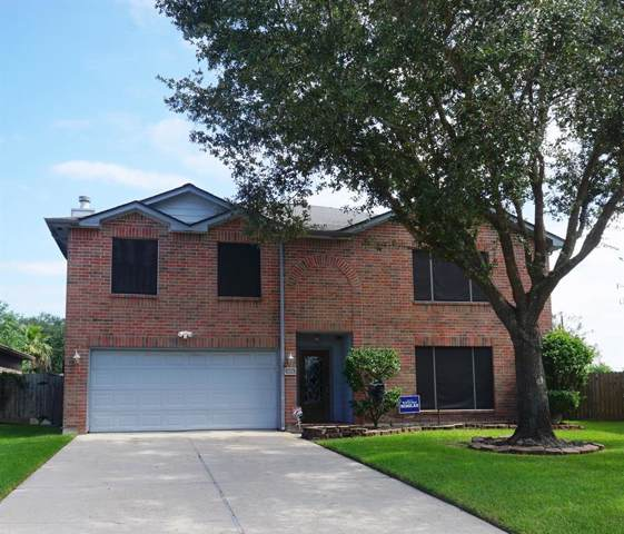 18006 Hobby Forest Lane, Humble, TX 77346 (MLS #31676273) :: The Bly Team