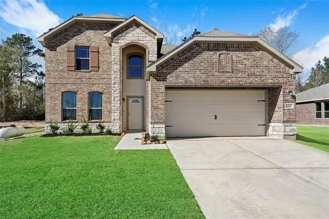 6174 White Oak Leaf Loop, Conroe, TX 77303 (MLS #31688317) :: The Home Branch