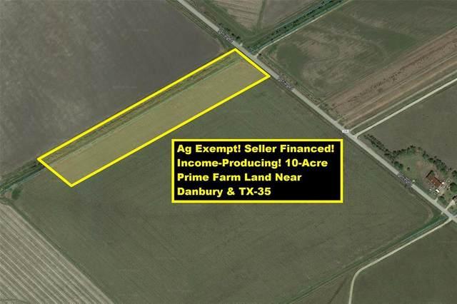 Lot 1 County Road 208, Danbury, TX 77534 (MLS #3169029) :: The Property Guys