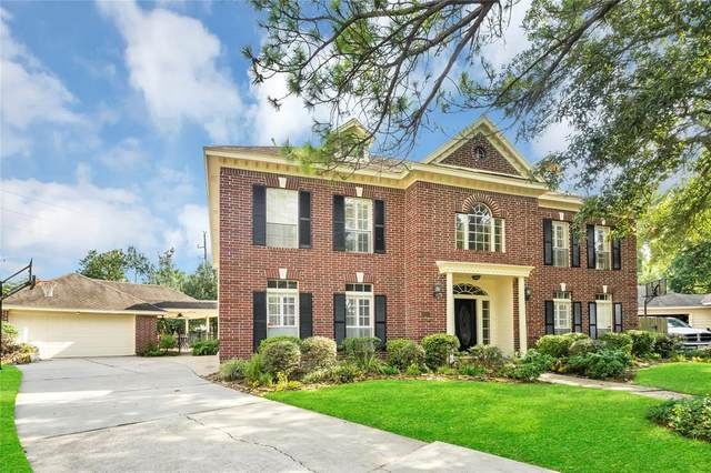 16003 Winchmore Hill Drive, Spring, TX 77379 (MLS #31705856) :: The Heyl Group at Keller Williams
