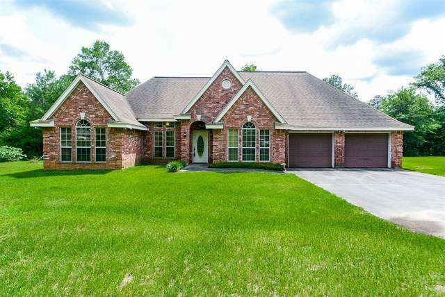 13888 Fm 1484 Road, Conroe, TX 77303 (MLS #31708628) :: Guevara Backman